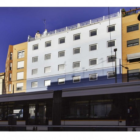 MotoGP Valencia Hotel Universidades 3* 2noches A.D.