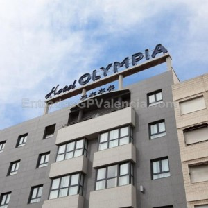 MotoGP Valencia Hotel Olympia 4* 2noches A.D.