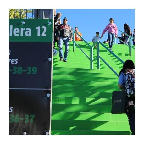 Tribuna Verde Circuito Cheste