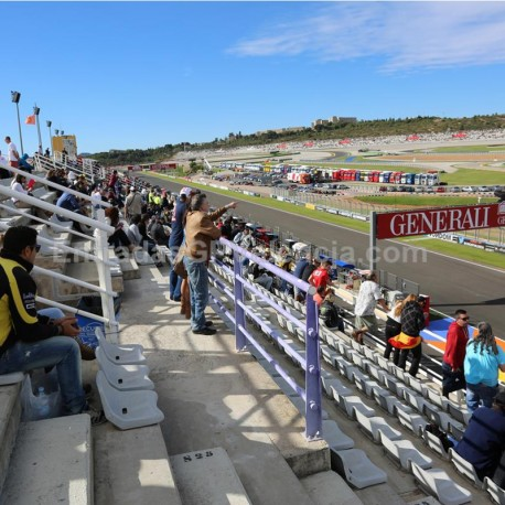Tribuna Boxes Circuito Cheste