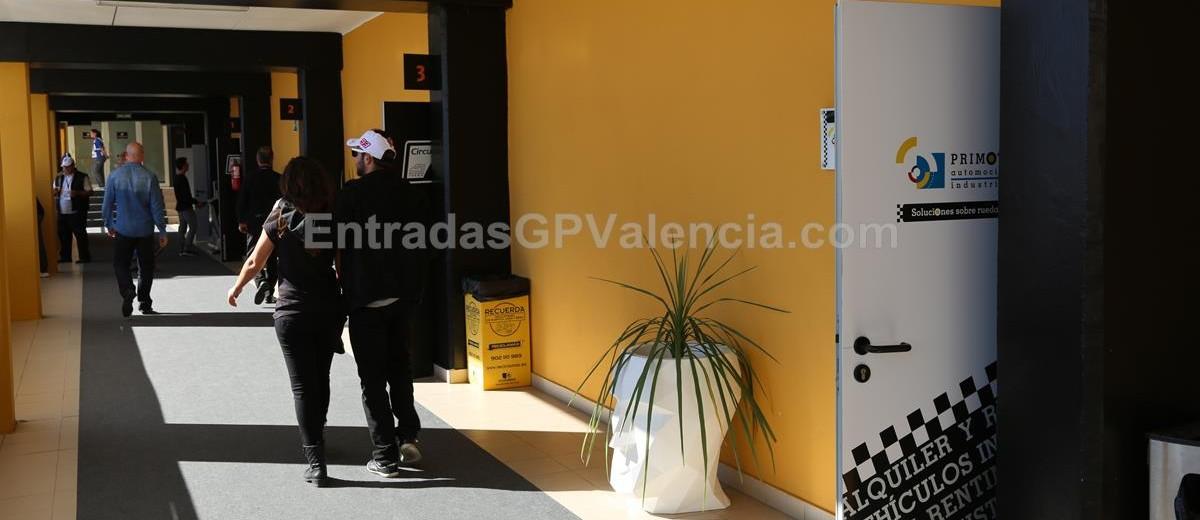 Vip Hospitality MotoGP Valencia
