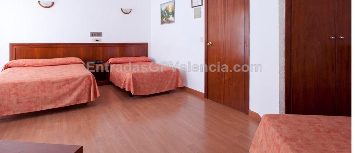Hotel Ronda II Valencia