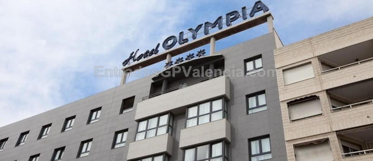 Hotel Olympia, Alboraya