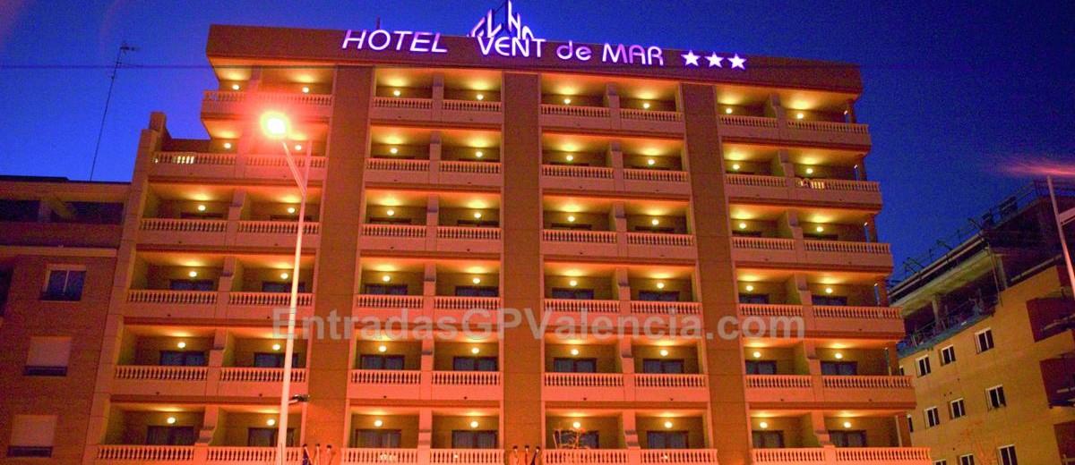 Hotel Vent del Mar